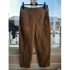 Pantalon carotte Cacharel  pas cher