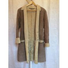 Manteau en cuir Zadig & Voltaire  pas cher
