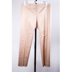 Pantalon droit Patrizia Pepe  pas cher