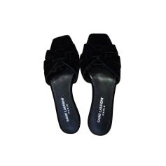 Chaussons & pantoufles Saint Laurent  pas cher