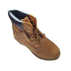 Santiags, bottines, low boots cowboy Timberland Bottes pas cher