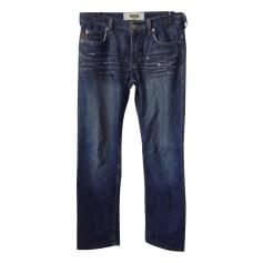 Jeans slim Moschino  pas cher