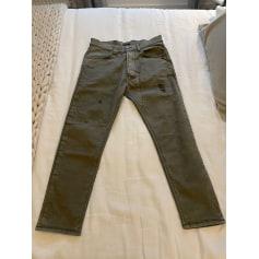 Straight Leg Jeans Sisley