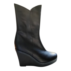 Wedge Ankle Boots Castaner