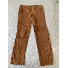 Pantalon droit Caramelo  pas cher