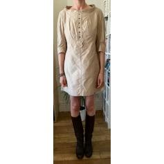 Robe mi-longue Louis Vuitton  pas cher