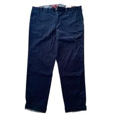 Pantalon droit Brooks Brothers  pas cher