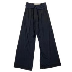 Pantalon très evasé, patte d'éléphant Marithé et François Girbaud  pas cher