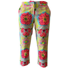 Straight Leg Pants Manoush