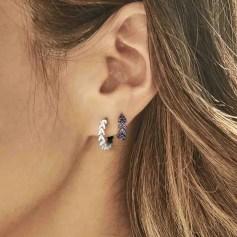 Boucles d'oreille APM  pas cher