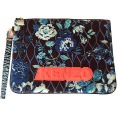 Sac pochette en tissu Kenzo x H&M  pas cher