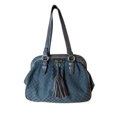 Leather Shoulder Bag Céline Triomphe