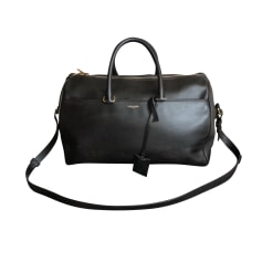 Lederhandtasche Saint Laurent Duffle
