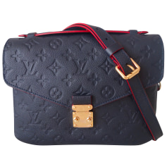 Sac à main en cuir Louis Vuitton Metis pas cher