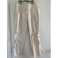 Pantalon carotte Cop-Copine  pas cher