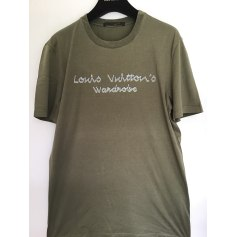 Tee-shirt Louis Vuitton  pas cher