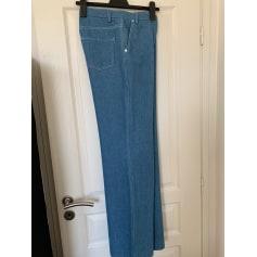Jeans évasé, boot-cut La Redoute  pas cher