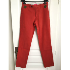 Slim Fit Pants Vicomte A.