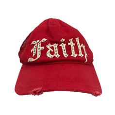 Casquette Faith Connexion  pas cher