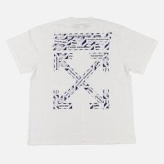Tee-shirt Off White  pas cher