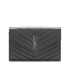 Portefeuille Yves Saint Laurent Enveloppe pas cher