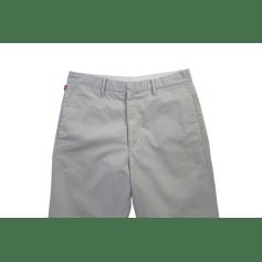 Pantalon évasé Levi's  pas cher