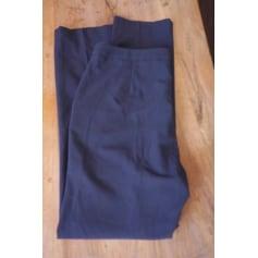 Pantalon droit Canda  pas cher