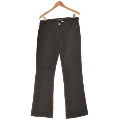 Pantalon évasé Armani  pas cher