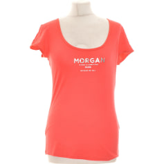 Top, tee-shirt Morgan  pas cher