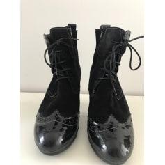 Bottines & low boots à talons Hispanitas  pas cher
