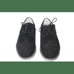 Chaussures à lacets Serge Blanco  pas cher
