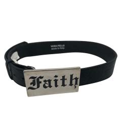 Ceinture large Faith Connexion  pas cher