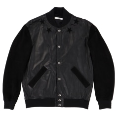 Veste en cuir Givenchy  pas cher