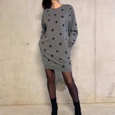 Robe courte Alexander McQueen  pas cher