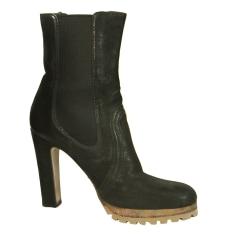 High Heel Boots Prada