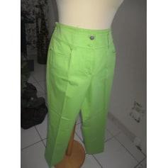 Pantalon droit Gerry Weber  pas cher