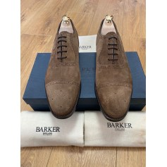 Lace Up Shoes Barker