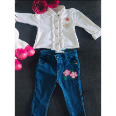 Pants Set, Outfit Guess