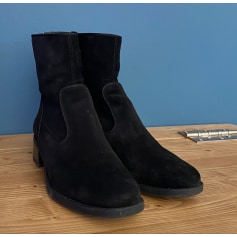 Flat Ankle Boots Unisa