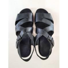 Sandales compensées Mephisto  pas cher