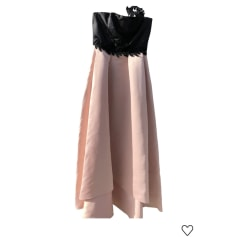 Robe longue Pinko  pas cher