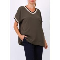 Top, tee-shirt world fashion  pas cher
