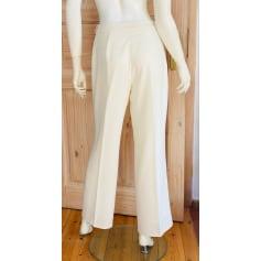 Pantalon droit Wallis  pas cher