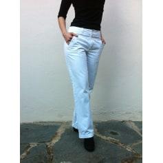 Pantalon droit Oxbow  pas cher