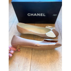 Ballerines Chanel Ballerines pas cher