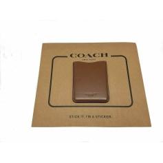 Kartenetui Coach