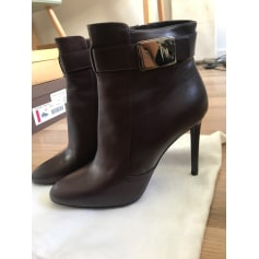 High Heel Ankle Boots Dior