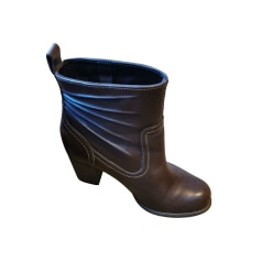 High Heel Ankle Boots Timberland