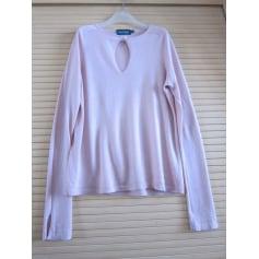 Top, tee-shirt Blanc Bleu  pas cher