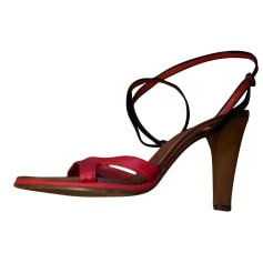 Sandales à talons Loewe  pas cher